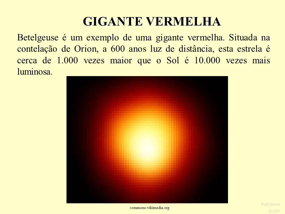 GIGANTE VERMELHA