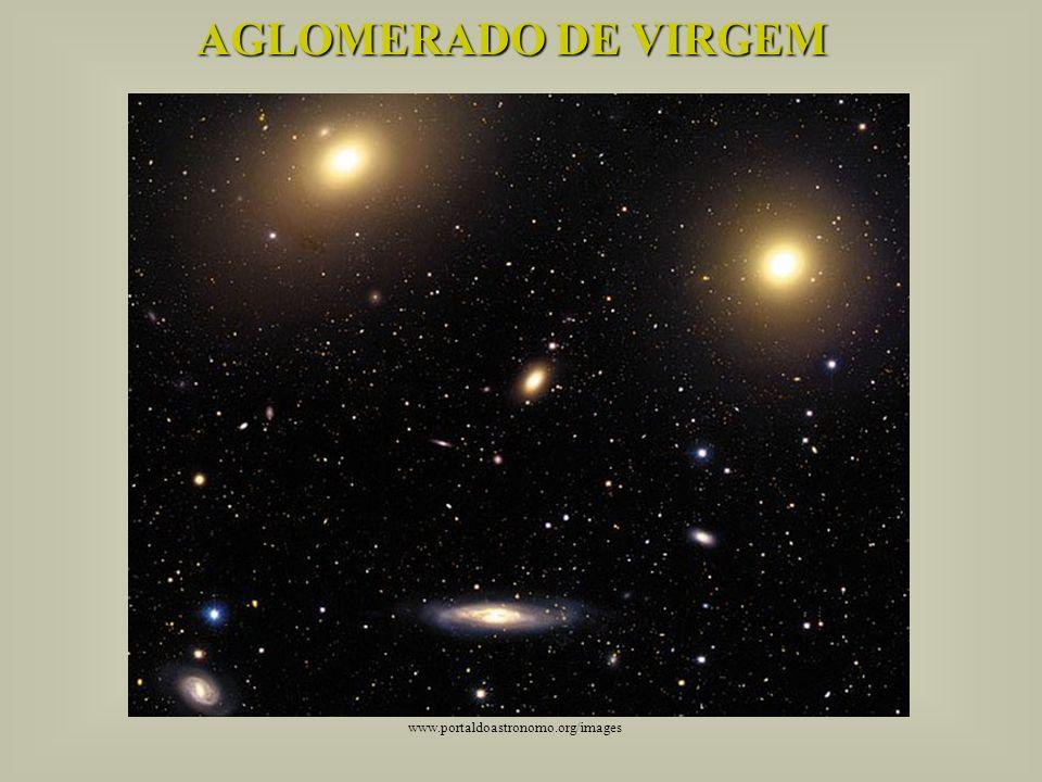 AGLOMERADO DE VIRGEM www.portaldoastronomo.org/images