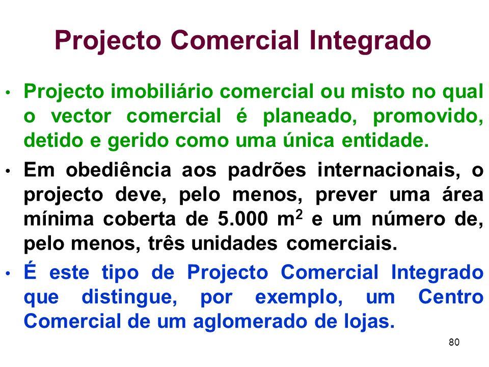 Projecto Comercial Integrado