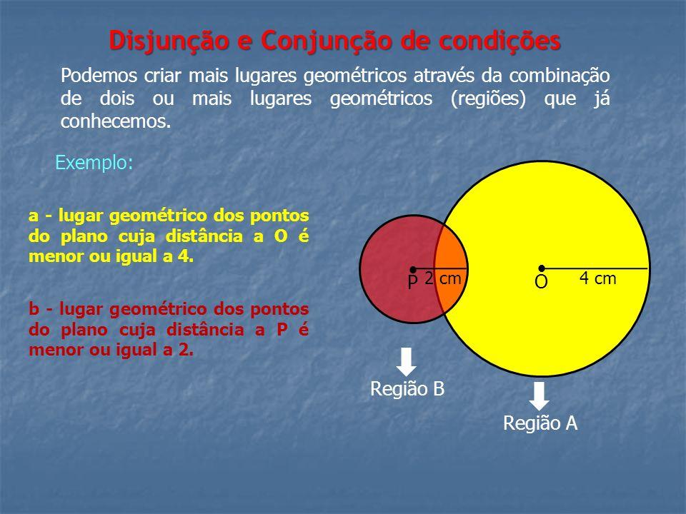 Disjunção e Conjunção de condições