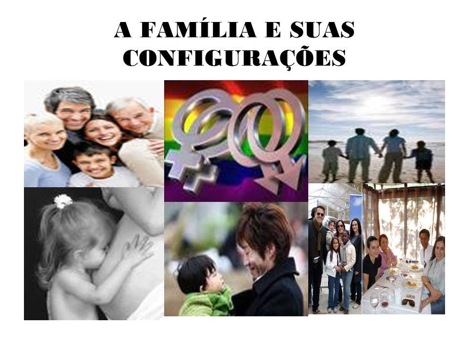 A FAMÍLIA E SUAS CONFIGURAÇÕES
