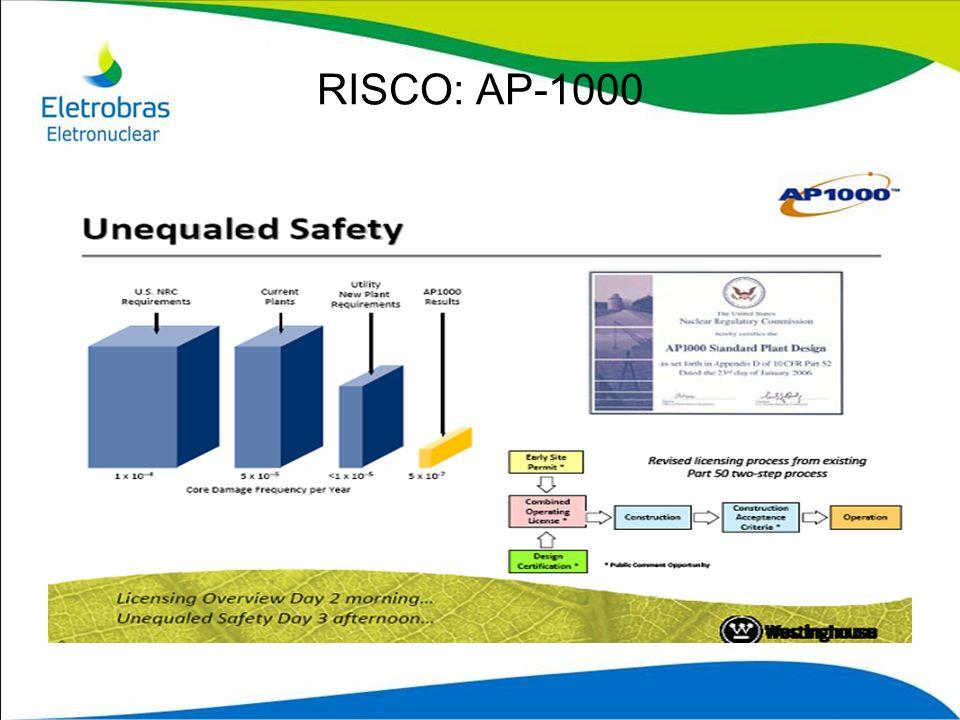 RISCO: AP-1000