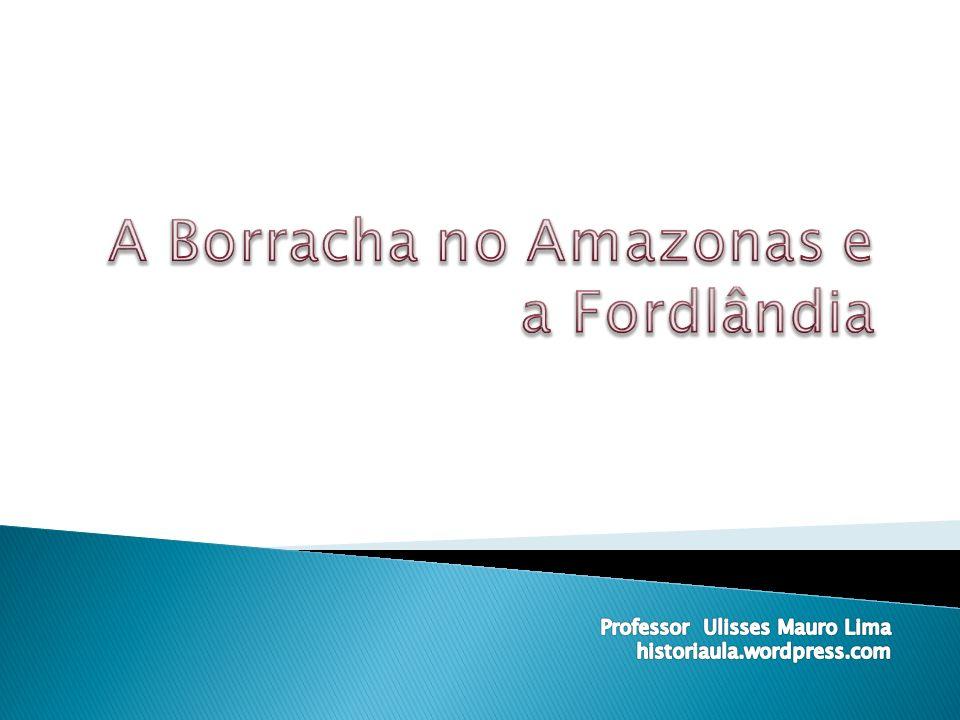 A Borracha no Amazonas e a Fordlândia
