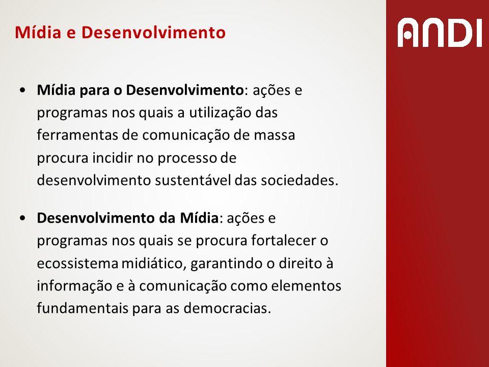 Mídia e Desenvolvimento