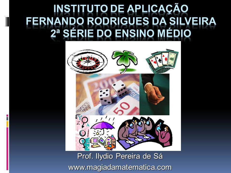 Prof. Ilydio Pereira de Sá