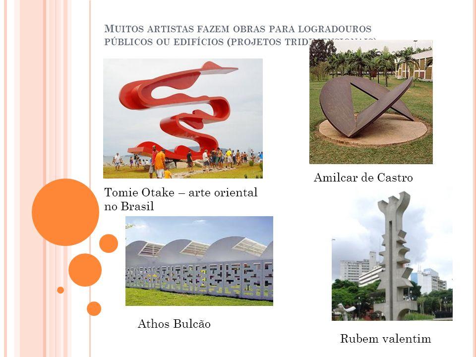Tomie Otake – arte oriental no Brasil