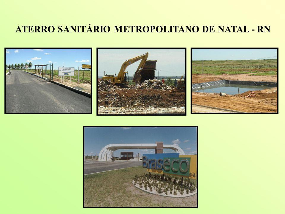 ATERRO SANITÁRIO METROPOLITANO DE NATAL - RN