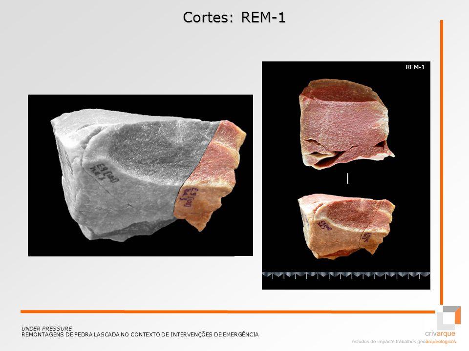 Cortes: REM-1 REM-1.