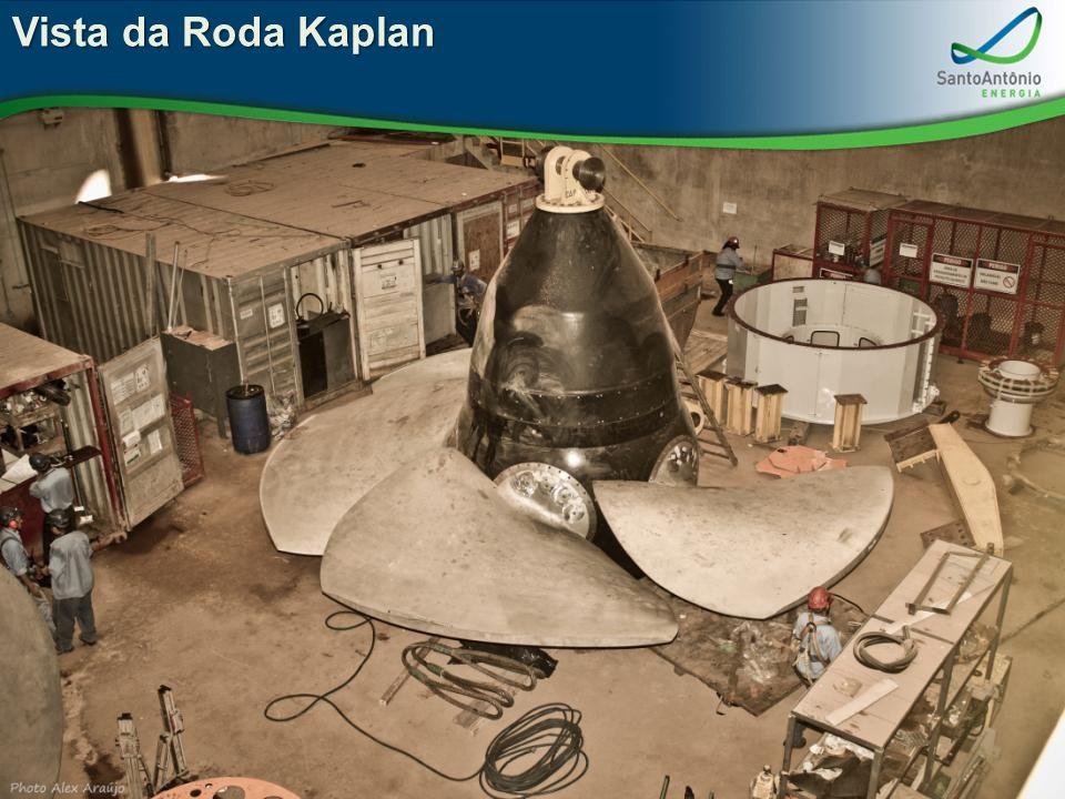 Vista da Roda Kaplan