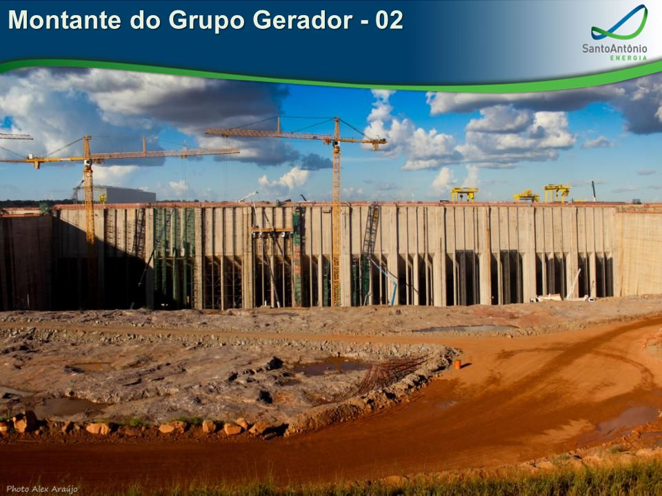 Montante do Grupo Gerador - 02
