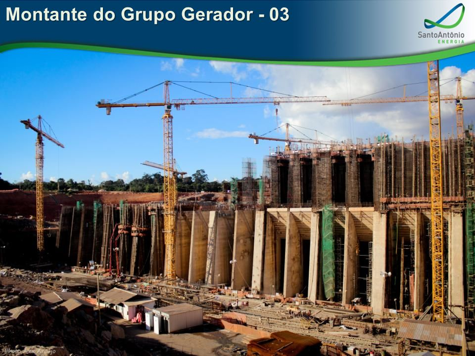 Montante do Grupo Gerador - 03