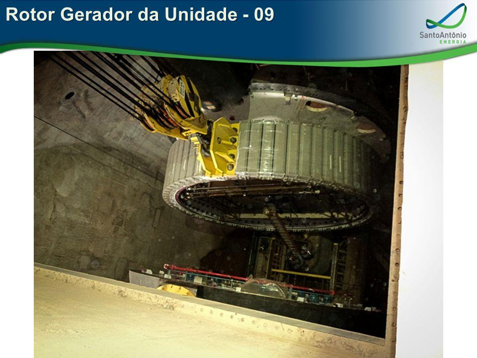 Rotor Gerador da Unidade - 09