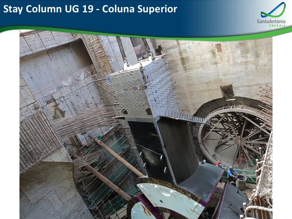Stay Column UG 19 - Coluna Superior