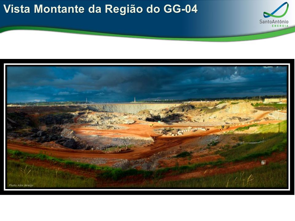 Vista Montante da Região do GG-04