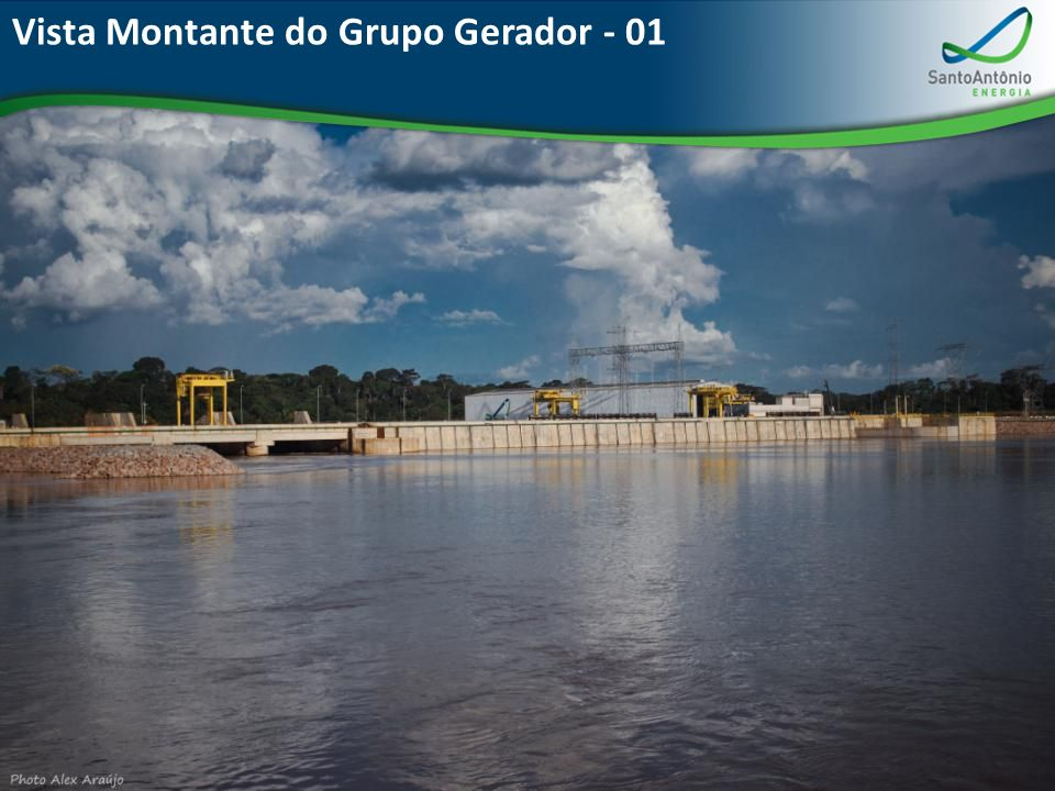 Vista Montante do Grupo Gerador - 01