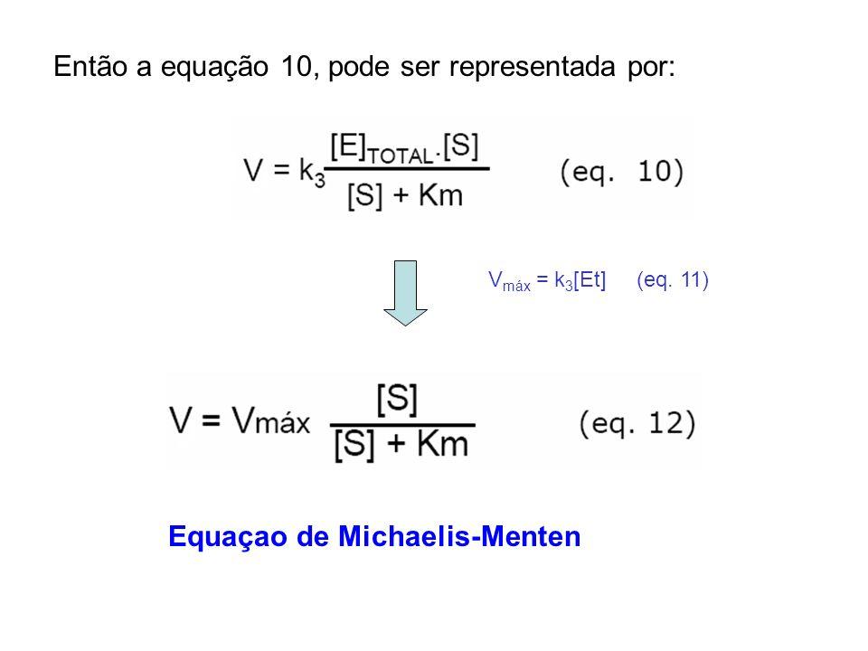 Então a equação 10, pode ser representada por: