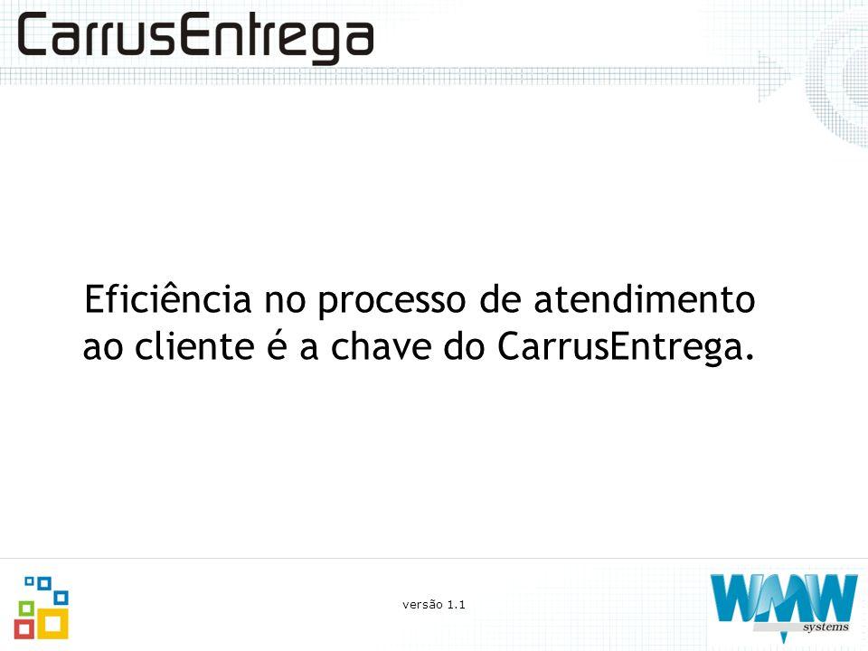 Eficiência no processo de atendimento ao cliente é a chave do CarrusEntrega.