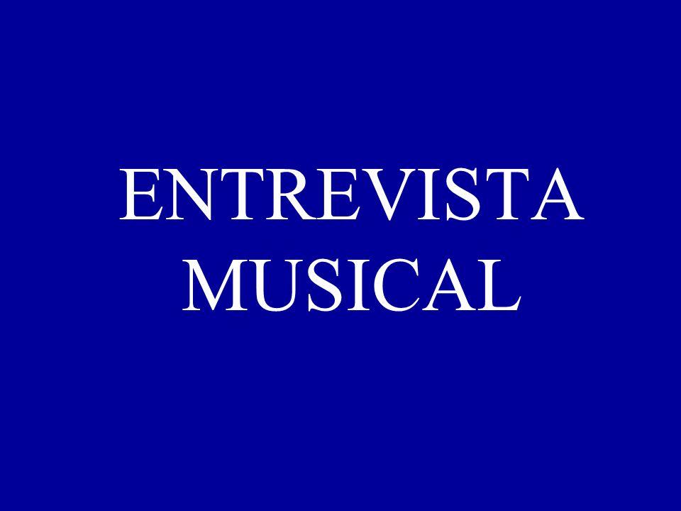 ENTREVISTA MUSICAL