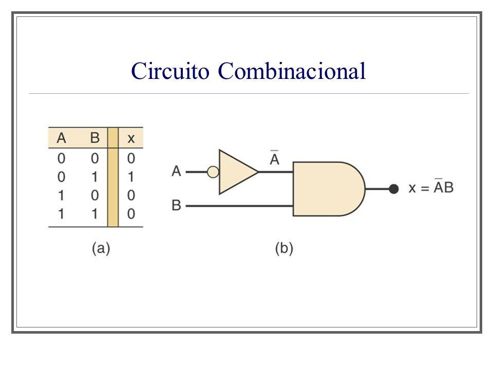 Circuito Combinacional