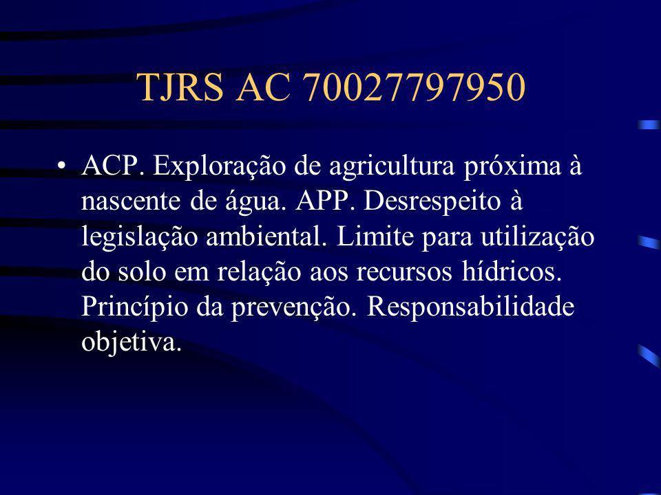 TJRS AC 70027797950