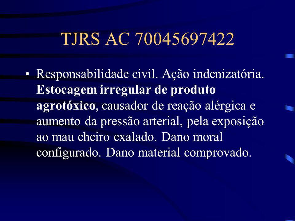TJRS AC 70045697422