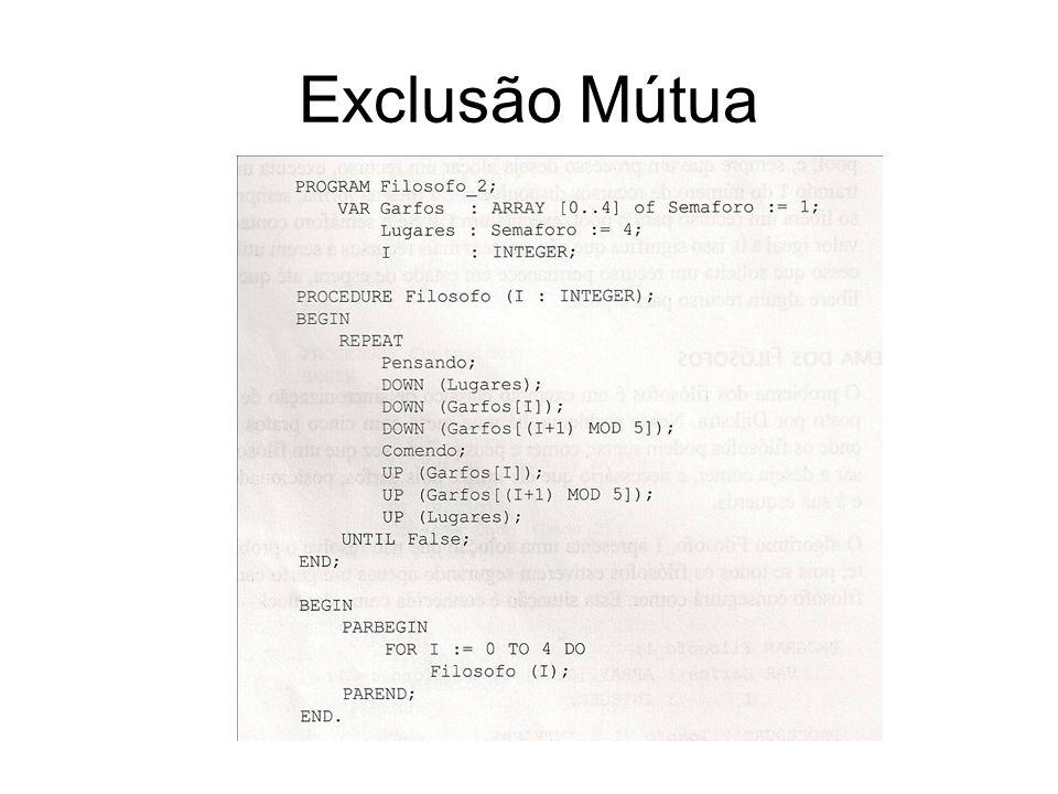 Exclusão Mútua
