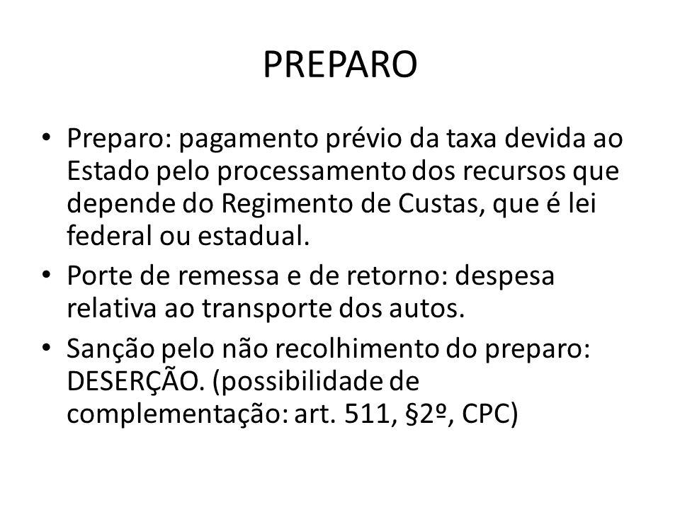 PREPARO