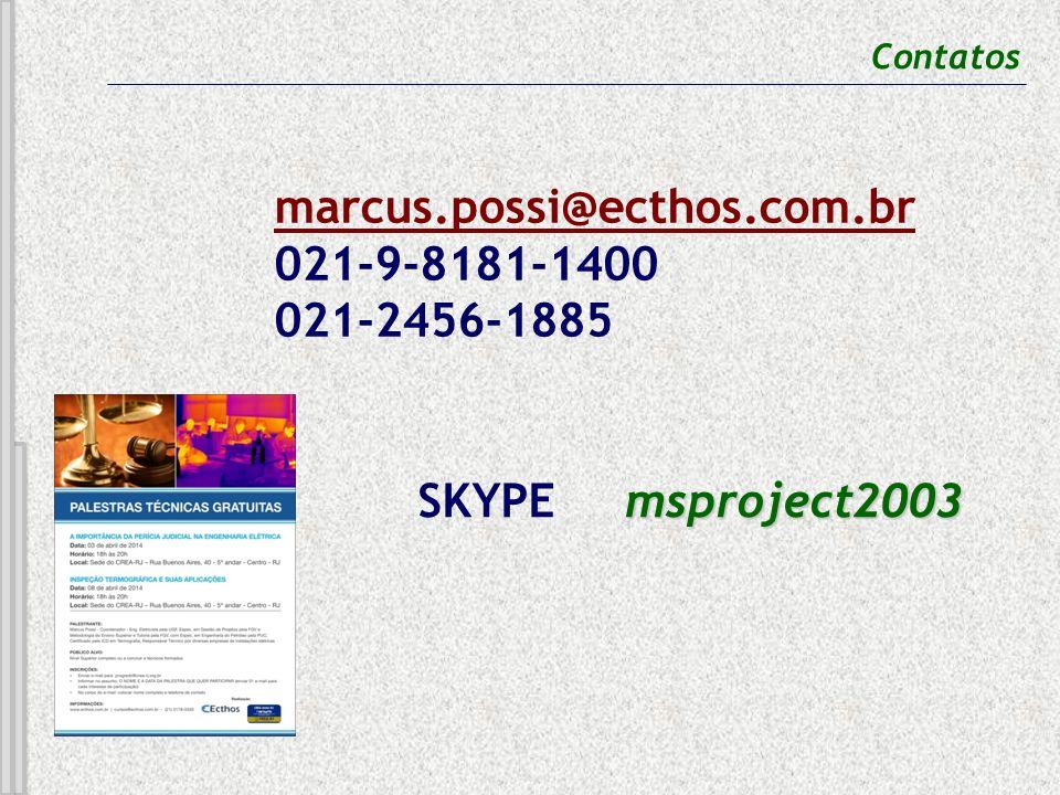 marcus.possi@ecthos.com.br 021-9-8181-1400 021-2456-1885