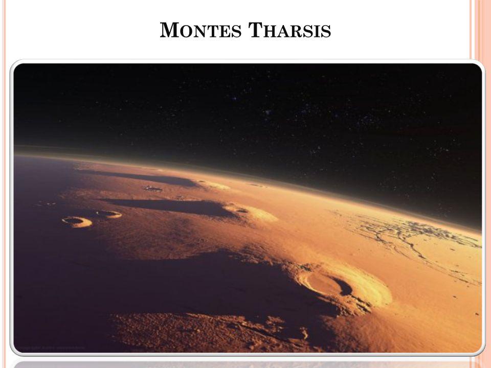 Montes Tharsis