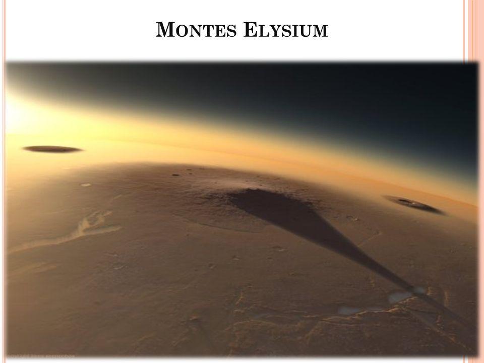 Montes Elysium