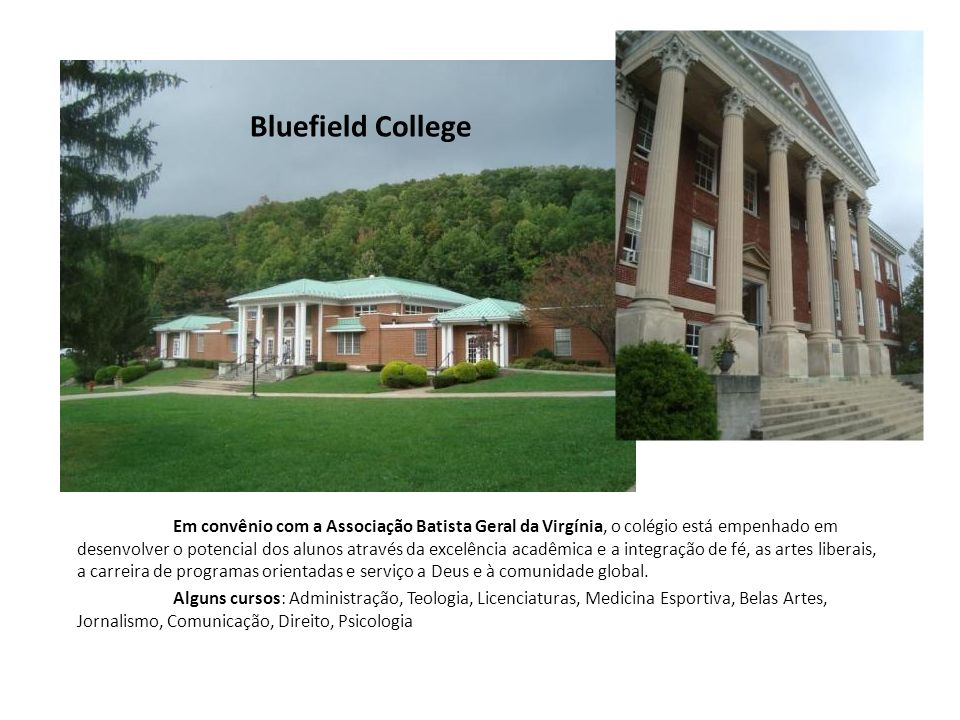 Bluefield College