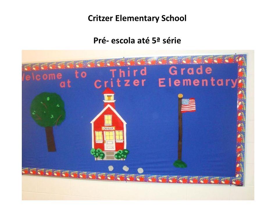 Critzer Elementary School