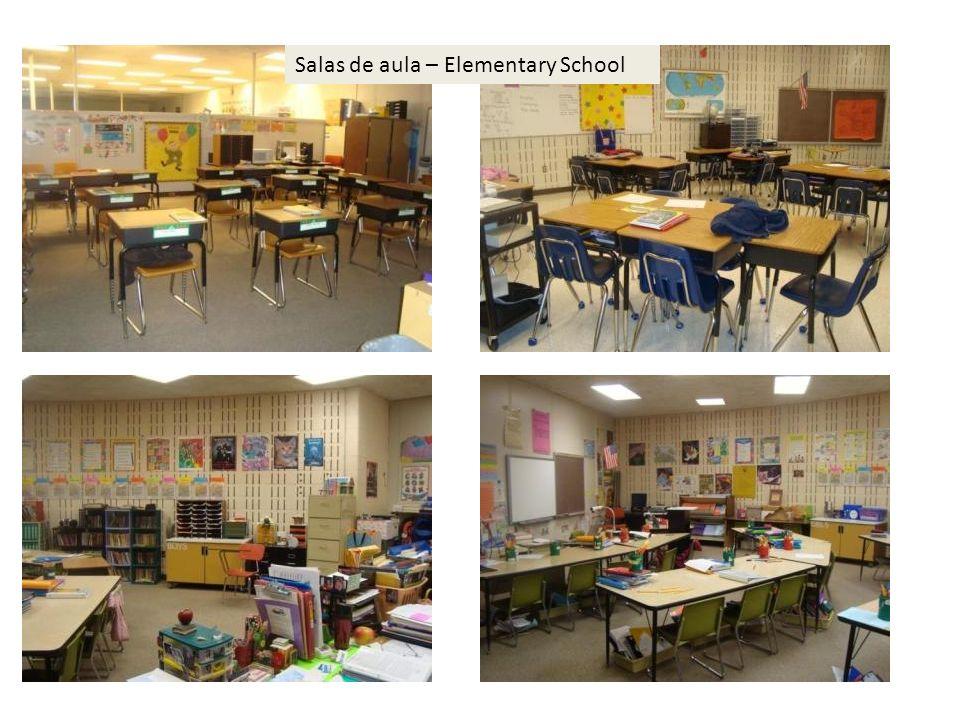 Salas de aula – Elementary School