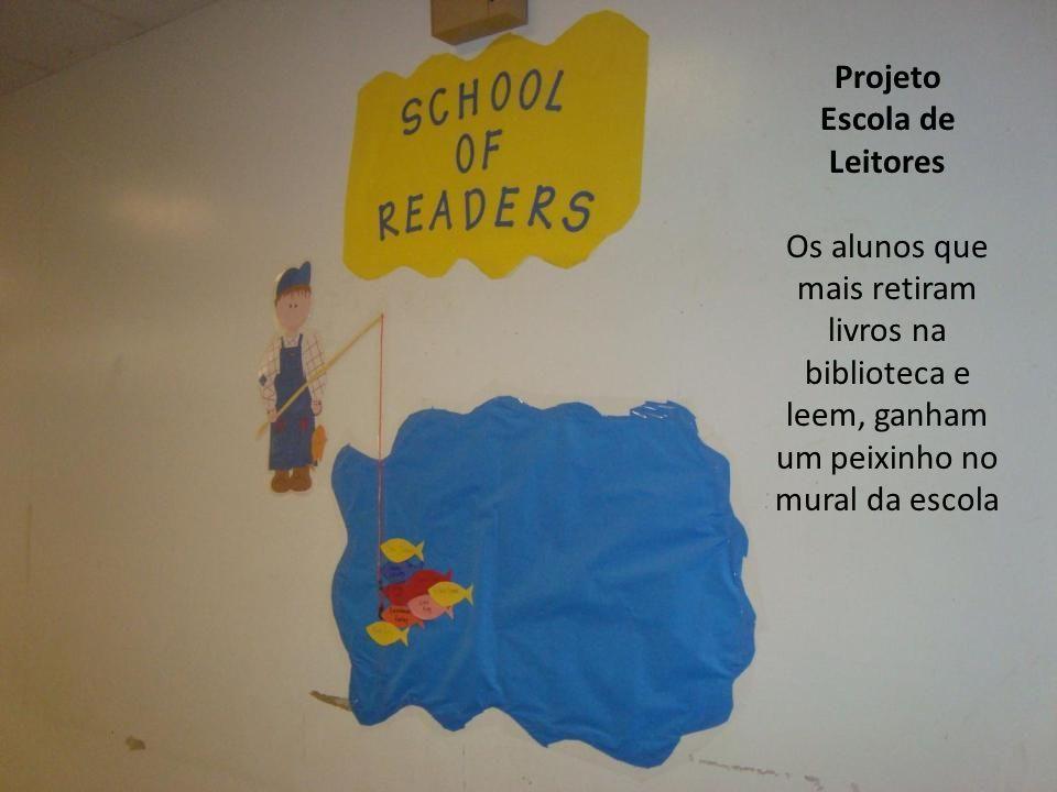 Projeto Escola de Leitores.