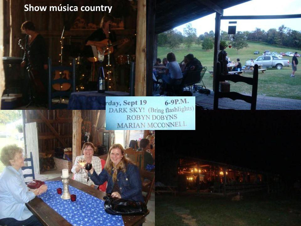 Show música country