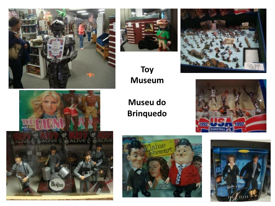Toy Museum Museu do Brinquedo