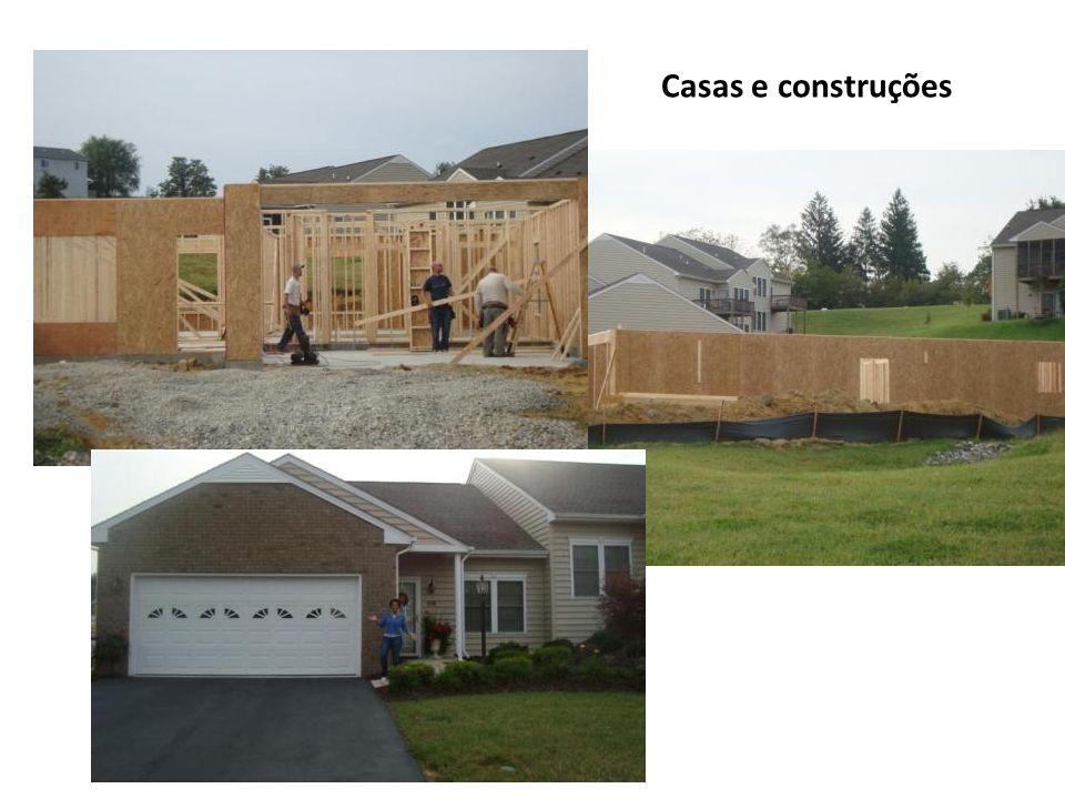 Casas e construções