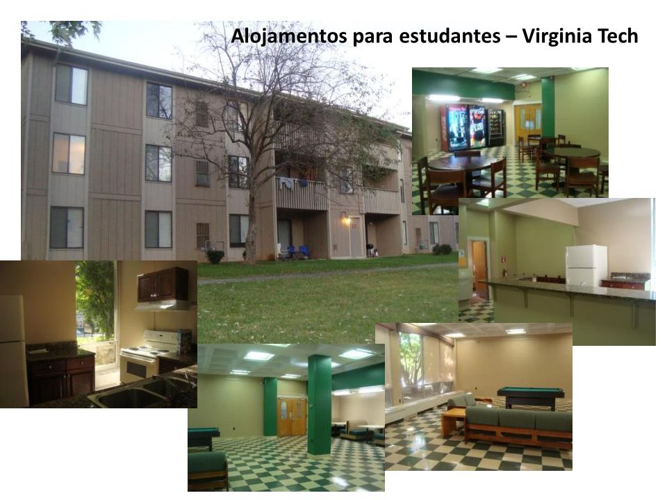 Alojamentos para estudantes – Virginia Tech