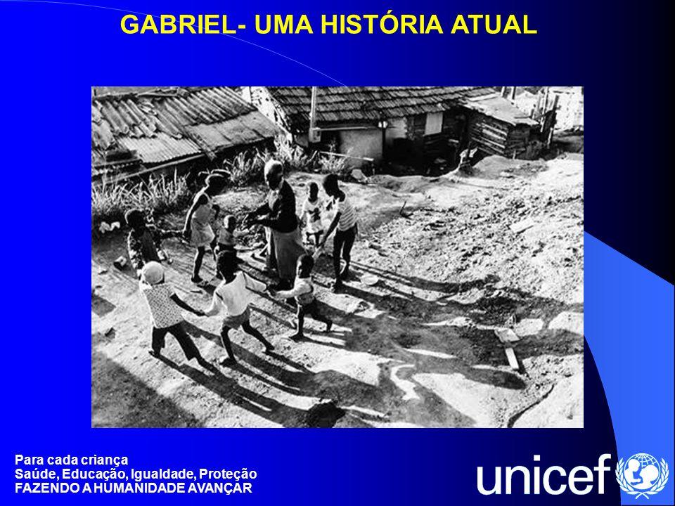 GABRIEL- UMA HISTÓRIA ATUAL