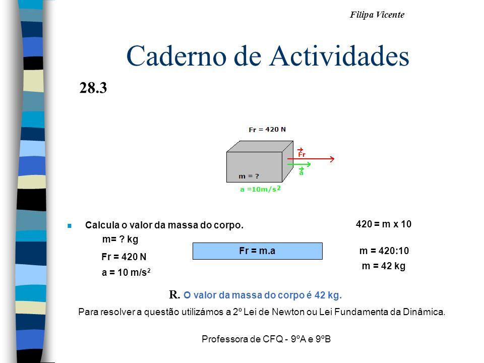 Caderno de Actividades