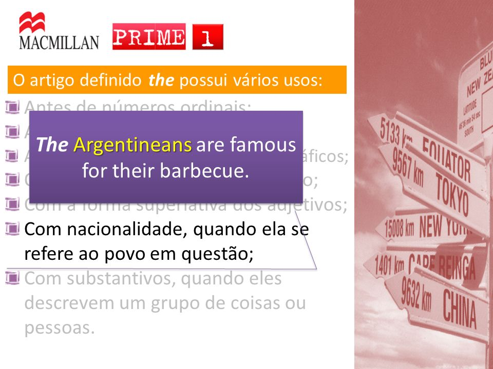 The Argentineans are famous for their barbecue.