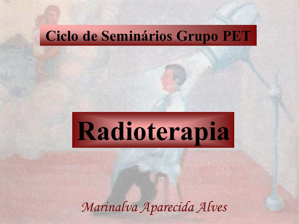 Ciclo de Seminários Grupo PET