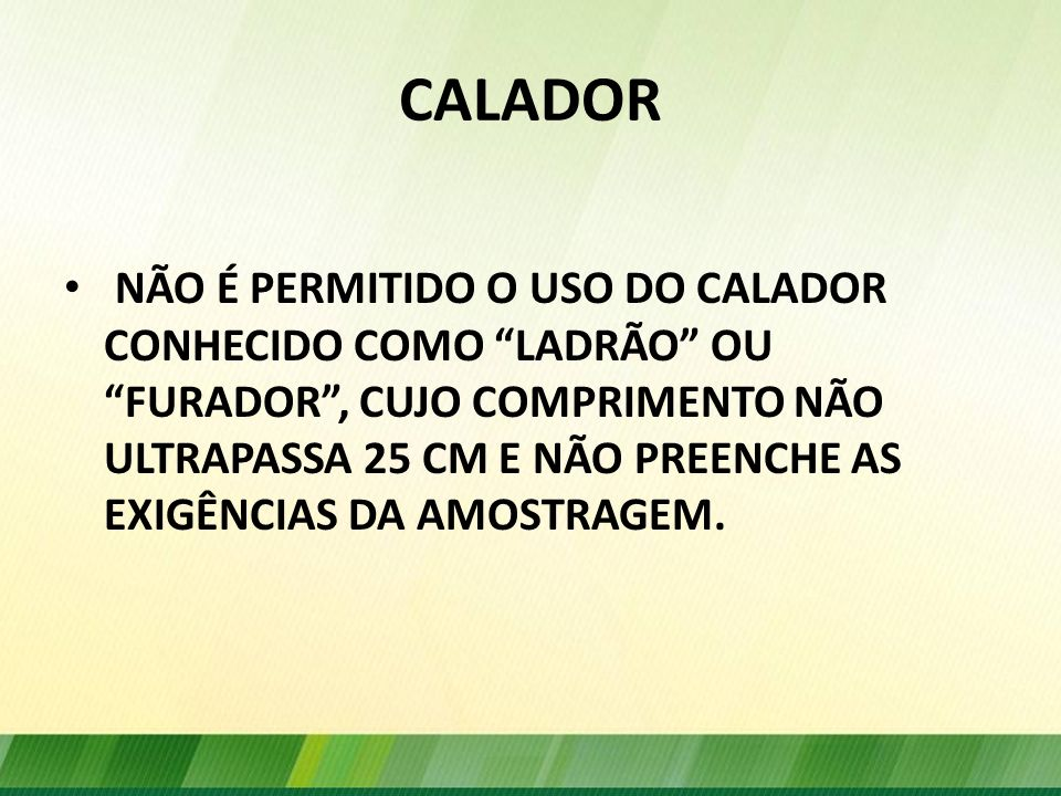 CALADOR