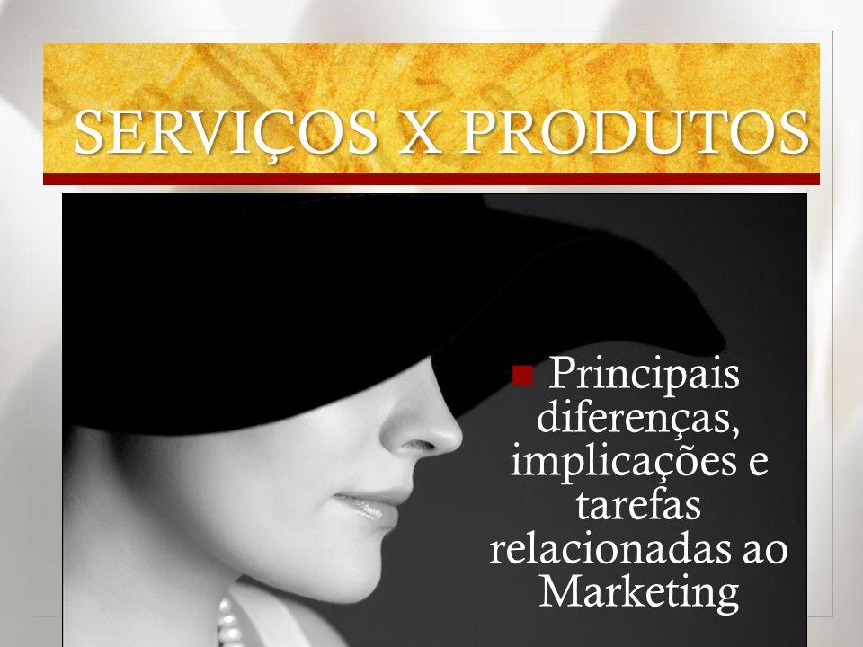 Principais diferenças, implicações e tarefas relacionadas ao Marketing