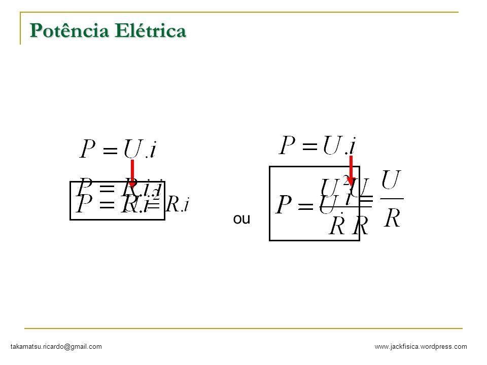 Potência Elétrica ou