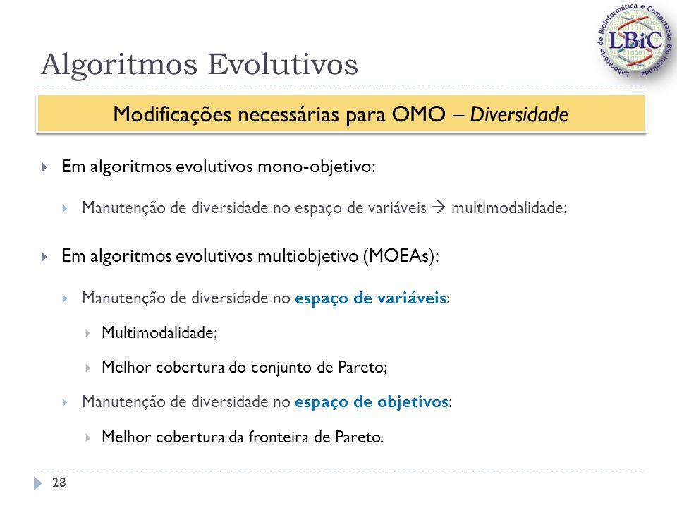 Algoritmos Evolutivos