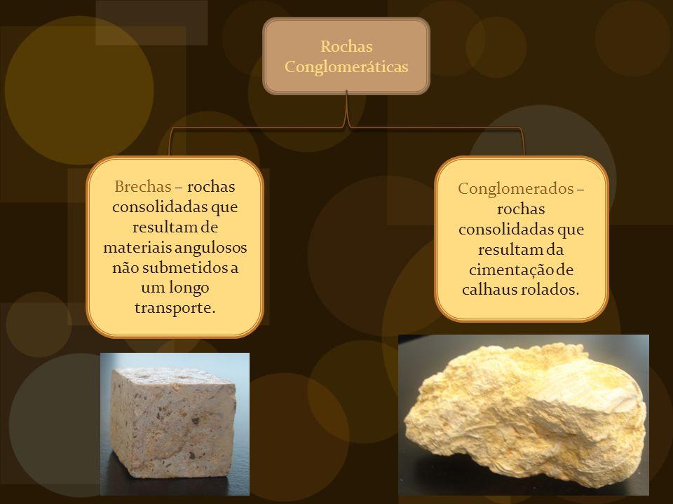 Rochas Conglomeráticas