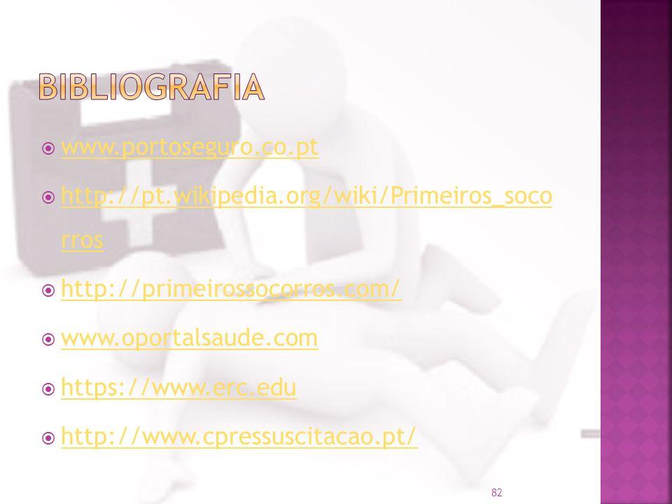 Bibliografia www.portoseguro.co.pt