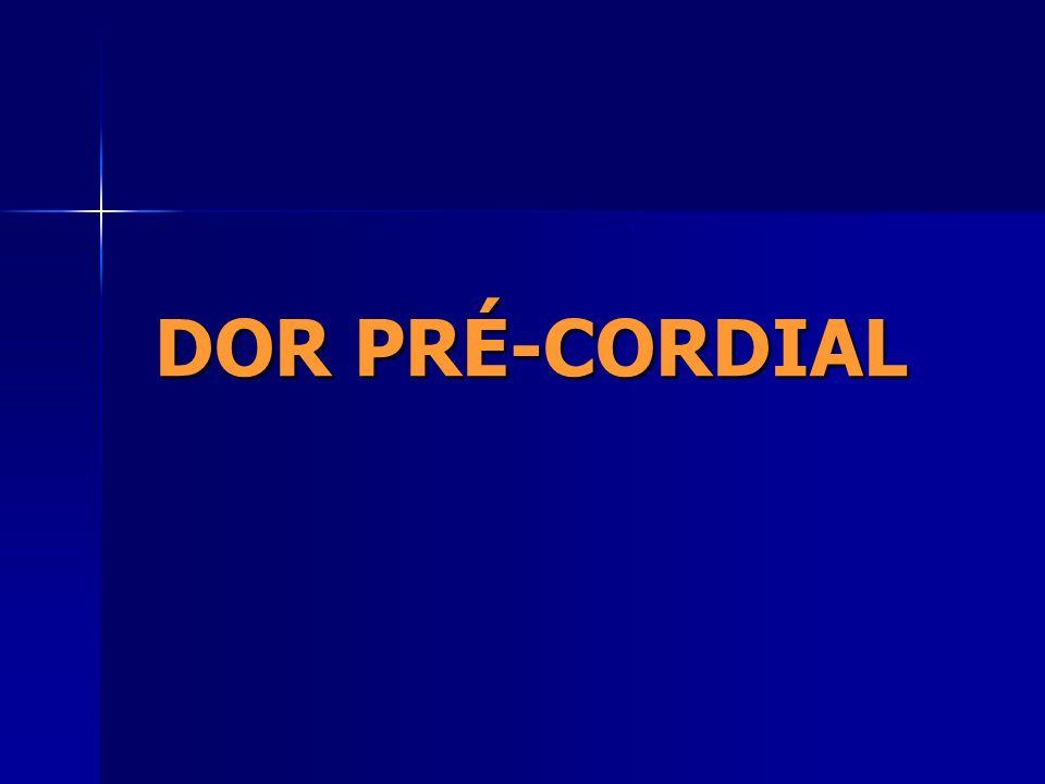 DOR PRÉ-CORDIAL