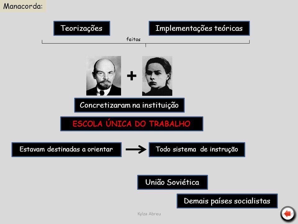 ESCOLA ÚNICA DO TRABALHO